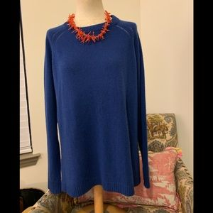 J Crew Collection Cashmere Tunic